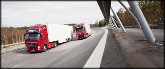 Η εταιρεία - Φορτηγά